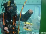 微型水下机器人