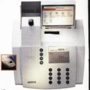 德国默克多参数水质分析仪