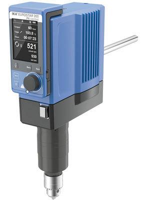 德国IKA/艾卡 EUROSTAR 200 control P4 顶置式搅拌器