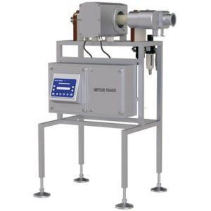 梅特勒-托利多 DHS/L系列 管道式金属检测机