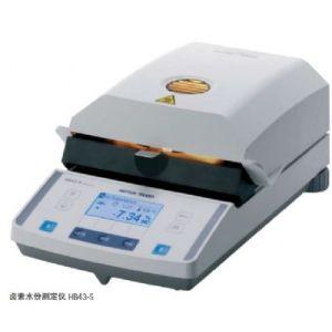 梅特勒-托利多 MJ33 快速水分测定仪 卤素水分测定仪 卤素水份测定仪