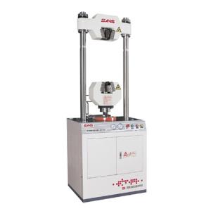 MTS\SANS 微机控制电液伺服万能试验机