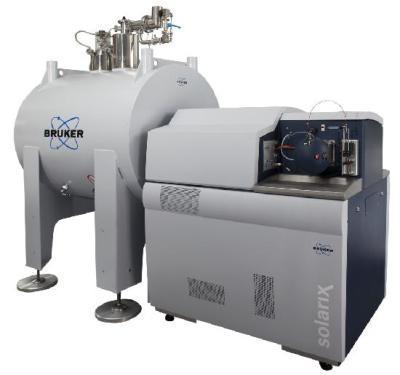 solariX 四极杆傅立叶变换串联质谱仪