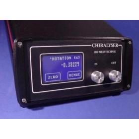 新型高灵敏度旋光检测器