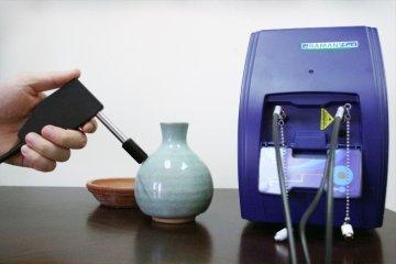 便携拉曼光谱技术在科技考古中的应用